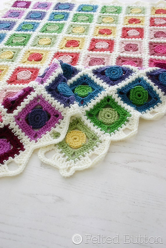 Interview with crochet designer Susan Carlson from Felted Button on Underground Crafter