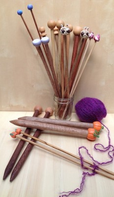 Craftwich Creations knitting needles.