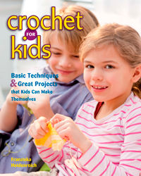 Crochet for Kids giveaway on Underground Crafter