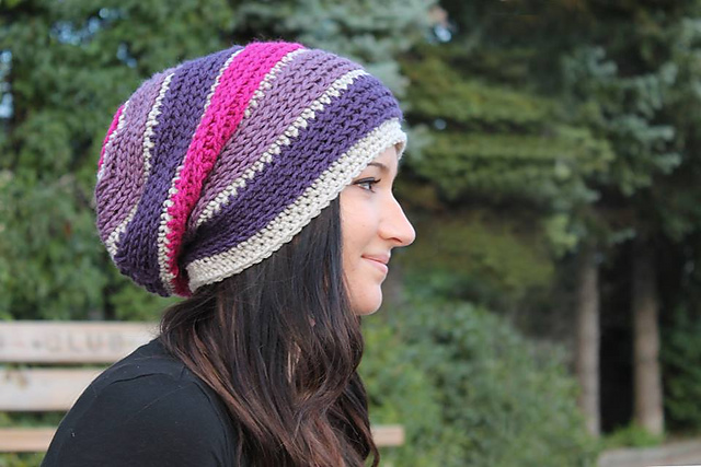 Johnny Slouch, crochet pattern by Sincerely, Pam.