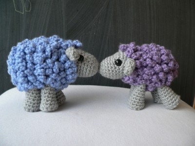 Shorn the Sheep, a free crochet pattern by Anette Bak and Dedri Uys.