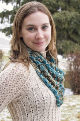 Interview with crochet designer, Crystal Bucholz, on Underground Crafter.