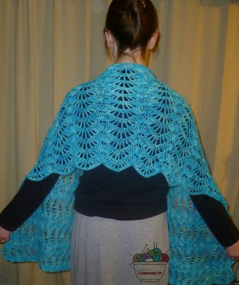Extended Ripple, free crochet pattern by Jessie at Home.