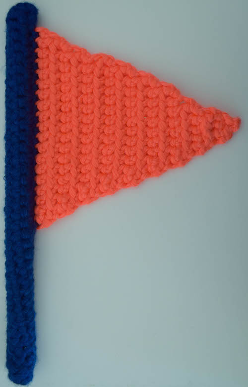 Seventh Inning Stretch free #crochet pattern and #tutorial by Marie Segares @ucrafter