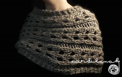 Bolingua, free knitting pattern by Miren Torrealday (Ardilanak) in English and Spanish.