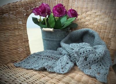 Dominika, free knitting pattern by Miren Torrealday (Ardilanak).