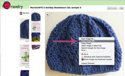 "Click on ""Done"" in the lower right corner once you have the picture selected. How to add your pictures and participate in an inLinkz Link Party. Photo #tutorial on Underground CrafterCongratulations, you added your link! You can share the news by clicking one of the social media icons, or you can choose either of the buttons at the bottom (""Take me back to the linkup!"" or ""I want to add another link to the same linkup""). How to add your pictures and participate in an inLinkz Link Party. Photo #tutorial on Underground Crafter"