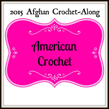 Raised Bunchberry Square - 12 inch (30.5 cm) version, free crochet pattern by Marie Segares/Underground Crafter as part of 2015 Afghan Crochet-Along with American Crochet