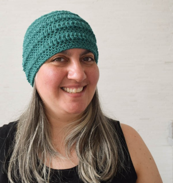Yakity Schmakity, free #crochet hat pattern in 3 sizes by Marie Segares/Underground Crafter