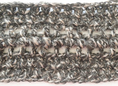 Alpaca Caress Infinity Scarf, free crochet pattern by Underground Crafter