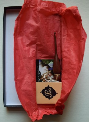 Furls Heirloom Wood #Crochet Hooks (Alpha Series) review on Underground Crafter
