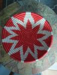 Handwoven baskets from @Macys Rwanda #Path2Peace program on Underground Crafter. #handmade #GiftsThatGiveHope #sponsored