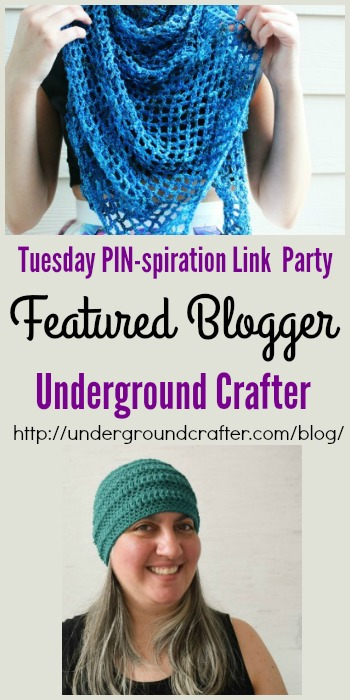 Tuesday PIN-spiration Link Party 82 featured blogger