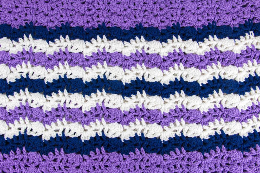 Free pattern: Marciana Lace Prayer Shawl | Underground Crafter
