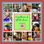 Win 12 #crochet patterns of your choice from Lisa Jelle/Kaleidoscope Art&Gifts! #HolidayStashdownCAL2015