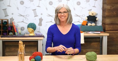 Interview with Beth Graham, teacher of Fun & Fantastic Textured Crochet Stitches, on the Crochet Guild of America blog.