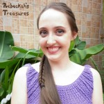 Rebeckah Ferger from Rebeckah's Treasures.