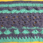 Wonder Blanket crochet-a-long, free #crochet pattern
