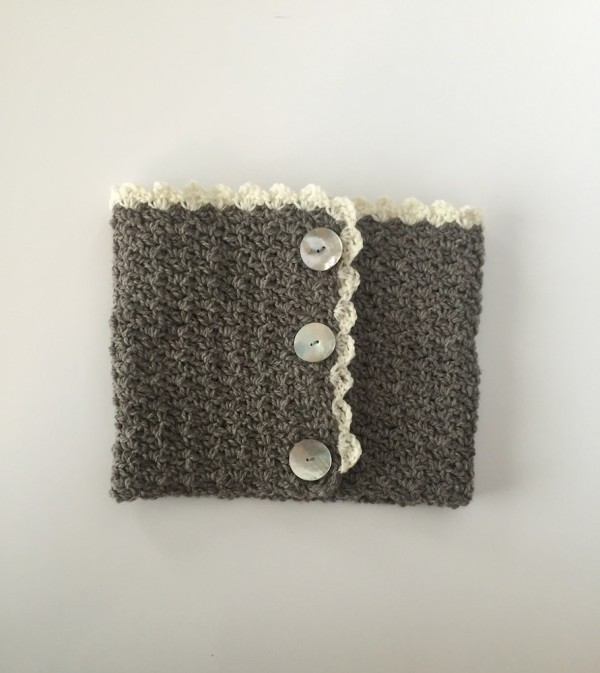 Jane's Cowl, free #crochet pattern by Little Monkey's Designs | guest post on Underground Crafter