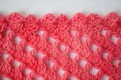 Justine Shawl free crochet pattern by Underground Crafter 2