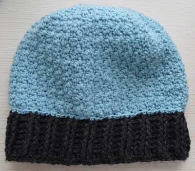 Pebble Stitch Hat, free #crochet pattern by Underground Crafter in Cloudborn uperwash Merino Worsted Twist #yarn