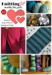 Knitting Love Link Party 9 (June, 2016) with Jessie At Home and Underground Crafter