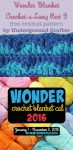 Wonder Blanket CAL Part 9, free #crochet pattern by Underground Crafter #CWUACWONDERCAL2016