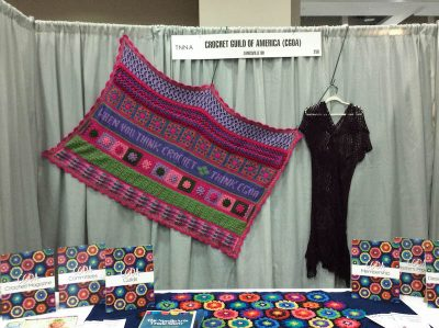 Underground Crafter at The National NeedleArts Association (TNNA) Summer Show 2016
