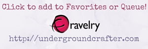 Underground Crafter on Ravelry