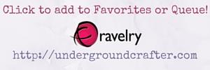 Underground Crafter on Ravelry
