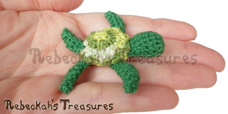 Baby Turtles Crochet Patterns Free | Styles Idea | 400x800