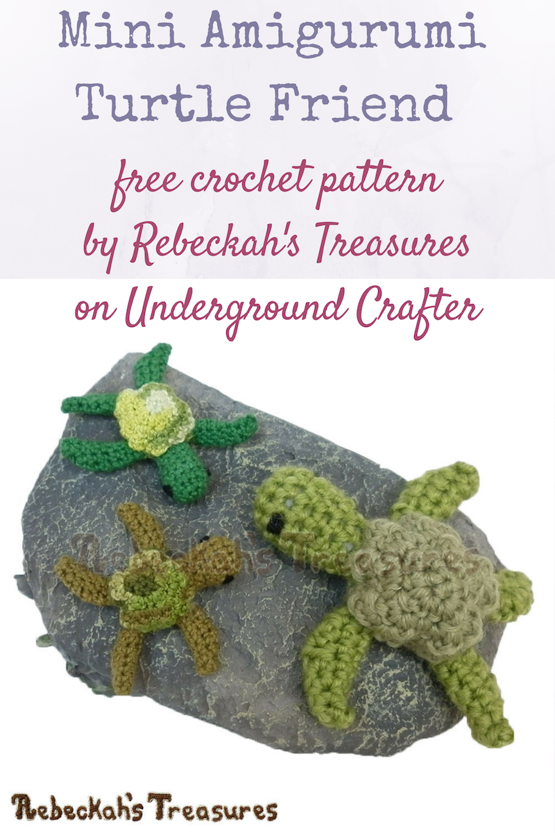 Amigurumi turtle pin cushion – Free pattern in English, Italian ... | 1200x800