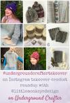 Instagram takeover crochet pattern roundup featuring Angela Plunket from Little Monkeys Design | Get links to 10 crochet patterns by Angela Plunkett from Little Monkeys Design.