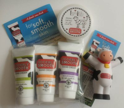 Review: Udderly Smooth Hand Cream for Crafters on Underground Crafter