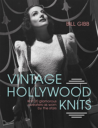 Share your latest knitting projects, WIPs, tips, tutorials, and patterns with Underground Crafter and Jessie At Home on the Knitting Love Link Party! Post your link through Thursday, December 29, 2016 for your chance to win a copy of Vintage Hollywood Knits.
