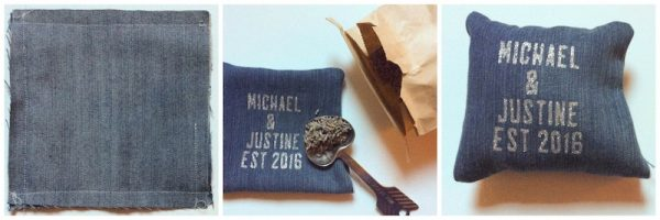 Upcycled Denim Lavender Sachets tutorial by Underground Crafter   These fragrant sachets will brighten up your drawers or make great gifts! Find a new life for your old jeans with this easy, low-sew tutorial.