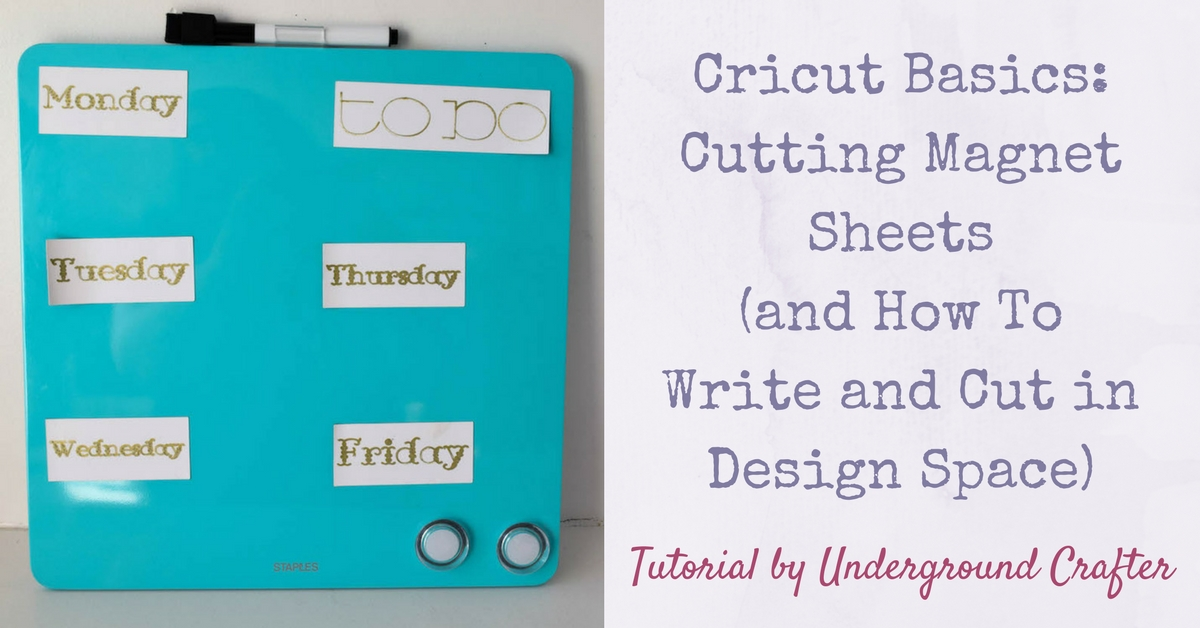 This is a graphic of Slobbery Cricut Printable Magnet Sheets