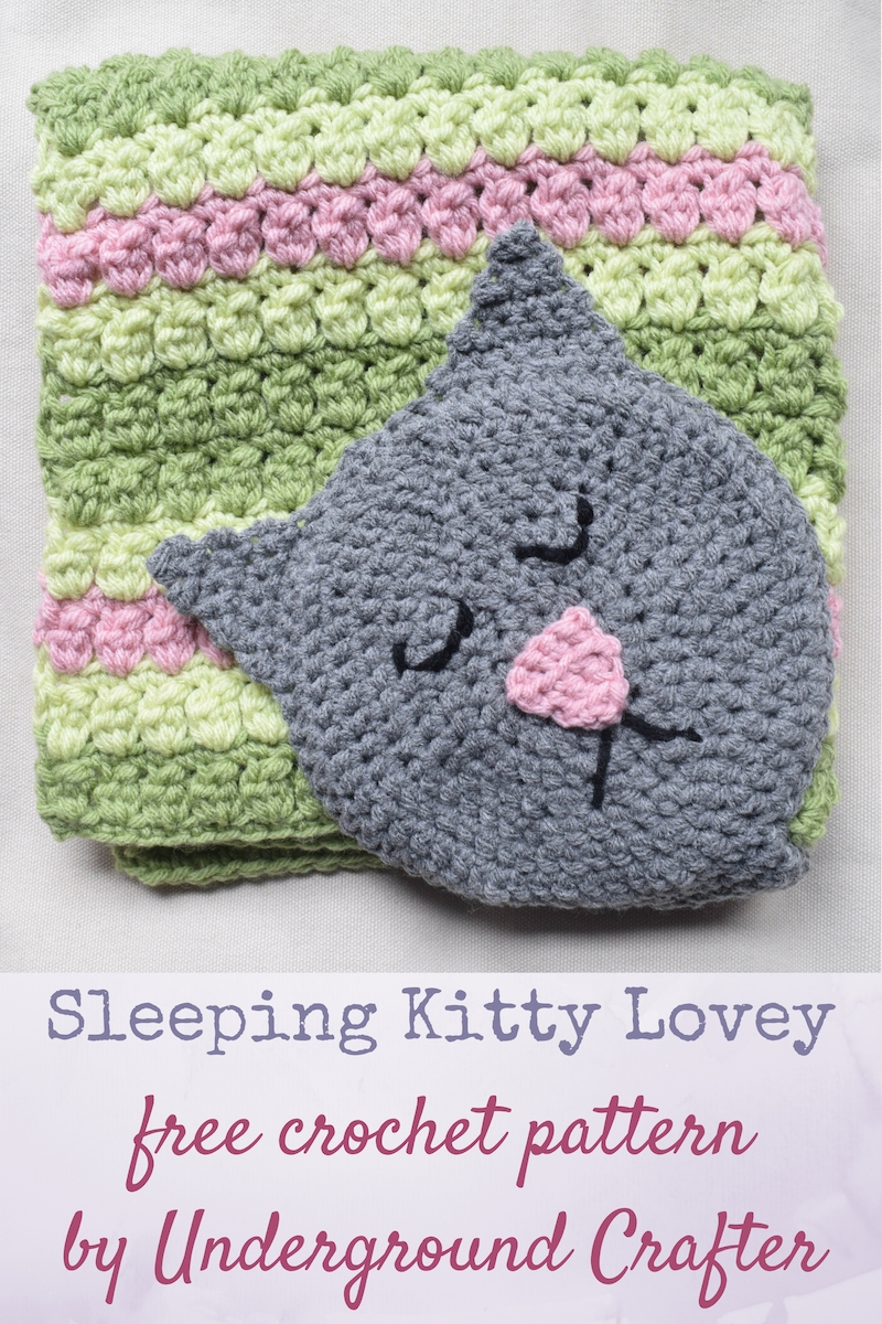 Sleepy Cat amigurumi pattern - Amigurumipatterns.net | 1200x800