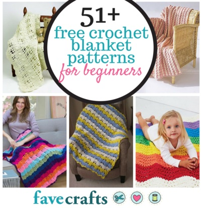 How to Resize Crochet Afghan Patterns by FaveCrafts for Underground Crafter: These 5 tips will help you customize the size on your next crochet blanket project.