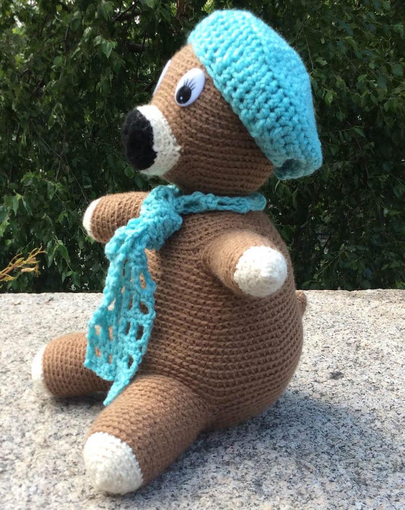 Knit One-Piece Izzy Buddy Dolls Toy Knitting Patterns - Knitting ... | 1007x800