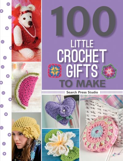 100 Little Crochet Gifts to Make book review on Underground Crafter