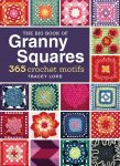 Book Review: The Big Book of Granny Squares: 365 Crochet Motifs by Tracey Lord via Underground Crafter