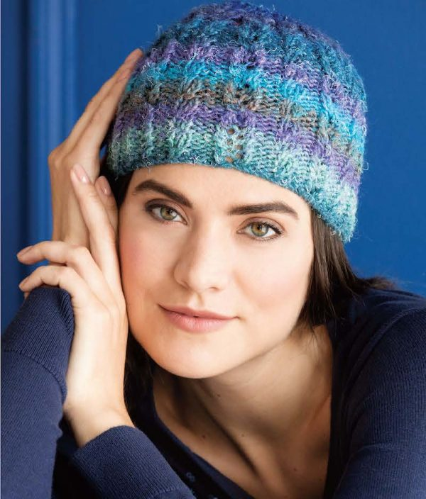 Knit Noro 2 Accessories Book Review (with Knitting Pattern Excerpt: Cable-Knit Beanie by Lisa Craig) via Underground Crafter | Read my review, check out a sample pattern, and enter to win a copy of the book (through August 23, 2017).