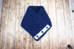 Free crochet pattern: Celestial Cowl by Janaya Chouinard for AllFreeCrochet via Underground Crafter