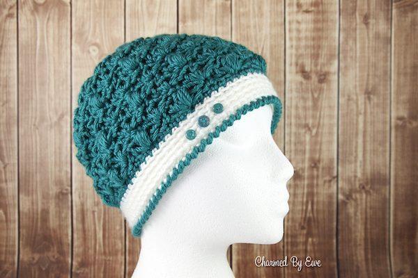 Celestial Hat by Janaya Chouinard for AllFreeCrochet