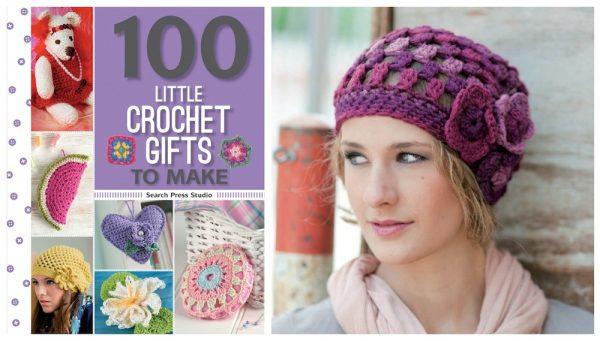 Free crochet pattern: Flirty Flowers Hat by Frauke Kiedaisch via Underground Crafter