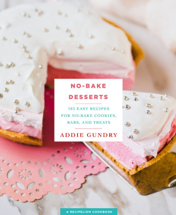 No-Bake Desserts by Addie Gundry book review on Underground Crafter