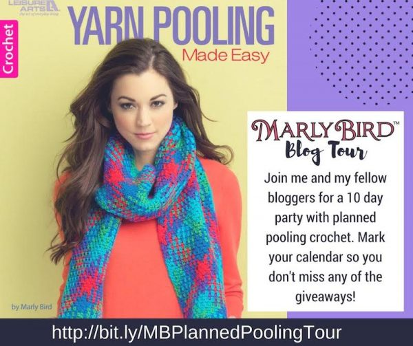 Book review: Yarn Pooling by Marly Bird via Underground Crafter