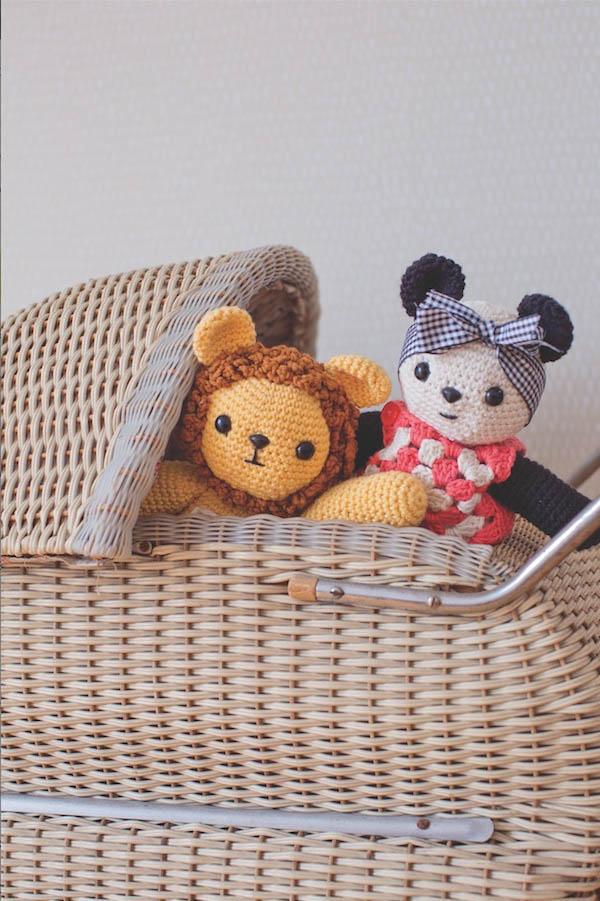 Cuddle Me Pony amigurumi pattern - Amigurumi Today   901x600