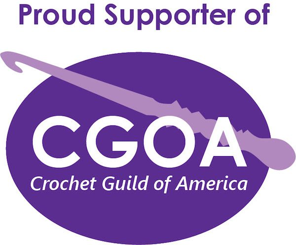Proud Supporter of the Crochet Guild of America